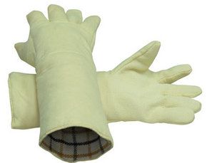 Heat Protective Gloves and Mitts - Aramid Fibre